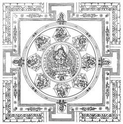 Vajrapani (Bodhisattva & Buddhist Deity): (Sarvadurgati Tantra, Eight Dikpalas)