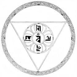 Vajrayogini (Buddhist Deity): Krodha Kali (Wrathful Black Varahi)