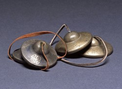 Ritual Object: Cymbal, 'Shang'