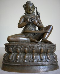 Indian Adept (siddha): Shavaripa