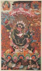 Mahakala (Buddhist Protector): Kartaridhara (Knife Holder)