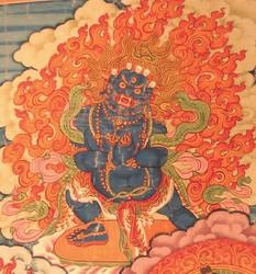 Humkara (Buddhist Deity): (Two Arms)