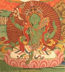 Janguli: Green (four hands)