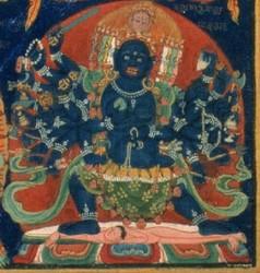 Ekajati (Buddhist Deity)