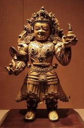 Direction Guardian (Buddist Deity): Virupaksha (West)