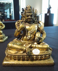 Medicine Buddha: Retinue Figure