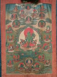 Tara (Buddhist Deity): (Chogling, 21 Taras)