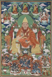 Teacher (Lama): Changkya Rolpai Dorje
