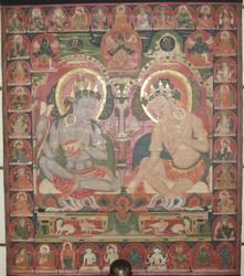 Indian Adept (siddha): Damarupa