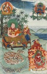 Teacher (Lama): Tatsag 8th, Gyaltsab Yeshe Lobzang Tenpa'i Gonpo