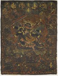Yamari, Manjushri (Eight Pronouncements)