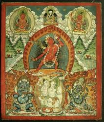 Vajrayogini (Buddhist Deity): (Naropa Tradition)
