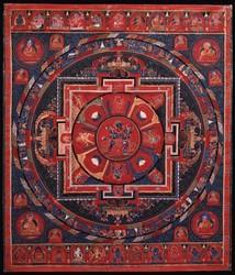 Chakrasamvara (Buddhist Deity): (Maitripada Tradition)