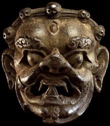 Mask: Wrathful