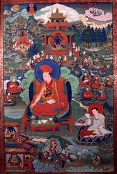 Teacher (Lama): Namka Palzang