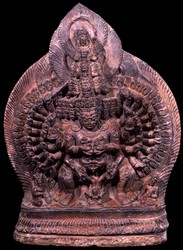 Vishnu (Indian God): Vishvarupa