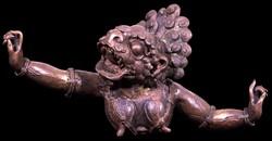 Shri Devi (Buddhist Protector): Retinue Figure