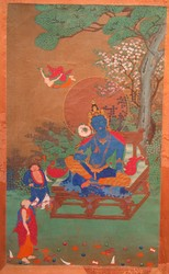 Akashagarbha: (Bodhisattva)