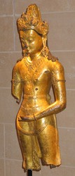 Bodhisattva: (Standing)