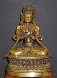 Vajradhara Buddha: (solitary)