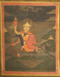 Worldly Protector (Bon): Dragpa Sengge
