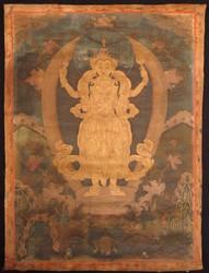 Avalokiteshvara (Bodhisattva & Buddhist Deity): Eye Clearing