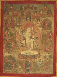 Teacher (Lama): Machig Labdron