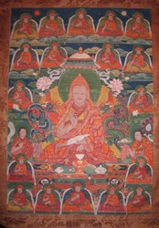 Teacher (Lama): Padma Karpo
