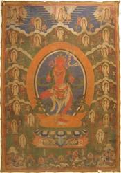 Khandroma  (Bon Deity)