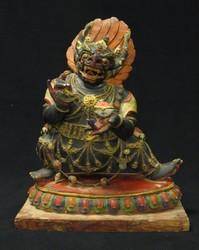 Vajrabhairava (Buddhist Deity): Heruka (without consort)