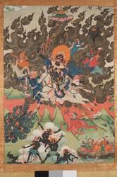 Shri Devi (Buddhist Protector): Magzor Gyalmo