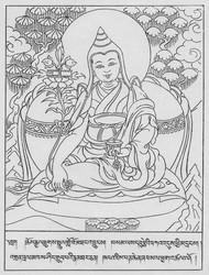 Teacher (Lama): Ngari Panchen Pema Wangyal