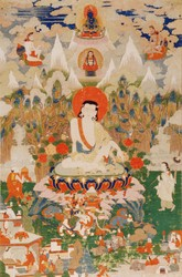Teacher (Lama): Milarepa