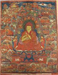 Teacher (Lama): Sonam Lhundrup