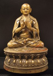 Teacher (Lama): Dragpa Gyaltsen (Pandita)