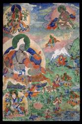 Indian Adept (siddha): Ravigupta