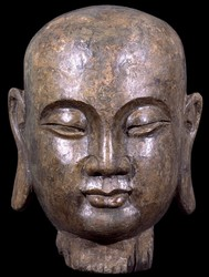 Arhat/Sthavira (Buddhist Elder): (unidentified)
