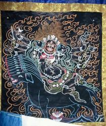Worldly Protector (Bon): Chenlha