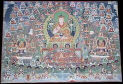 Teacher (Lama): Nyamme Sherab Gyaltsen