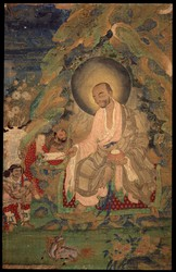 Arhat/Sthavira (Buddhist Elder): 16 Elders: Pindola Bharadvaja