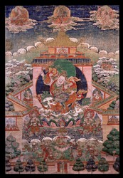 Worldly Protector (Buddhist): Shingkyong Rag-gyal