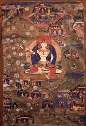 Teacher (Lama): Machig Labdron