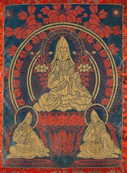 Teacher (Lama): Tsongkapa