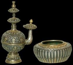 Ritual Object: Vase, Water Flask