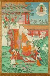 Arhat/Sthavira (Buddhist Elder): 16 Elders: Kalika