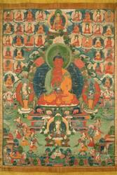 Amitabha Buddha: Thirty-five Confession Buddhas