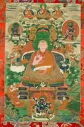Teacher (Lama): Longdol