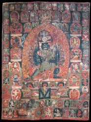 Walse Ngampa (Bon Deity)