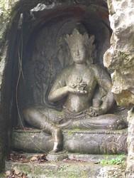 Region: China, Hangzhou, Himalayan Sculpture