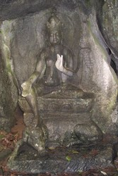 Marichi (Buddhist Deity): (1 face, 2 hands)